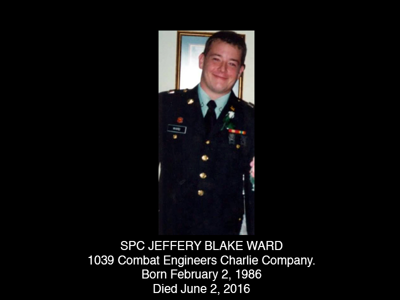 Jeffery Blake Ward