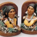 Native Bookends