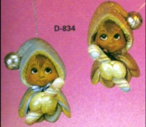 Toddler Ornaments